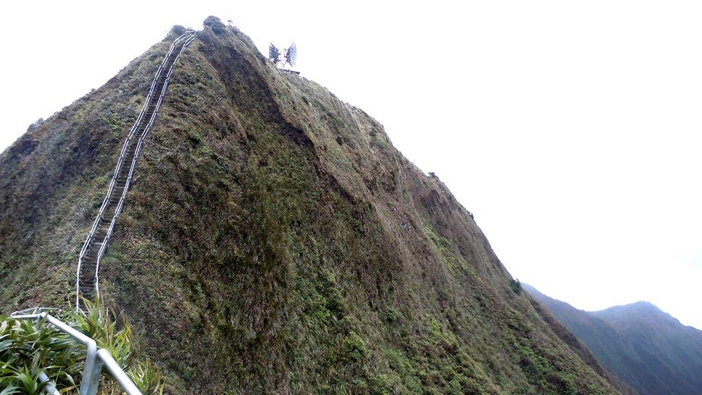 Escadarias Haiku do Havaí