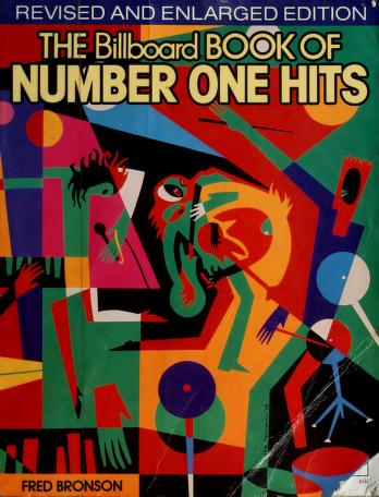 Cover of: The Billboard book of number one hits | Fred Bronson