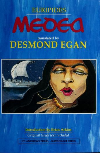 Cover of: Medea | Euripides