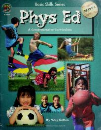Phys Ed by Toby Sutton